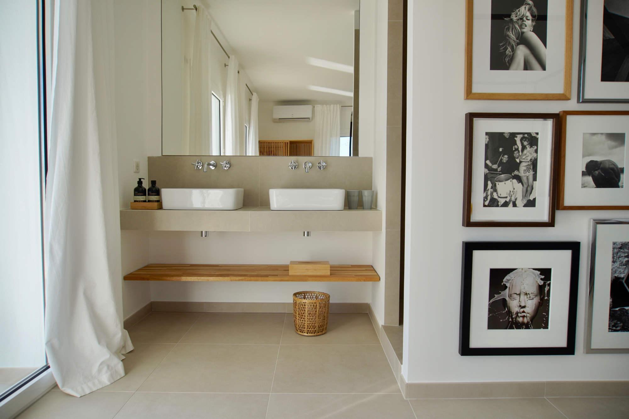 Villa d'Arte French Riviera Bathroom