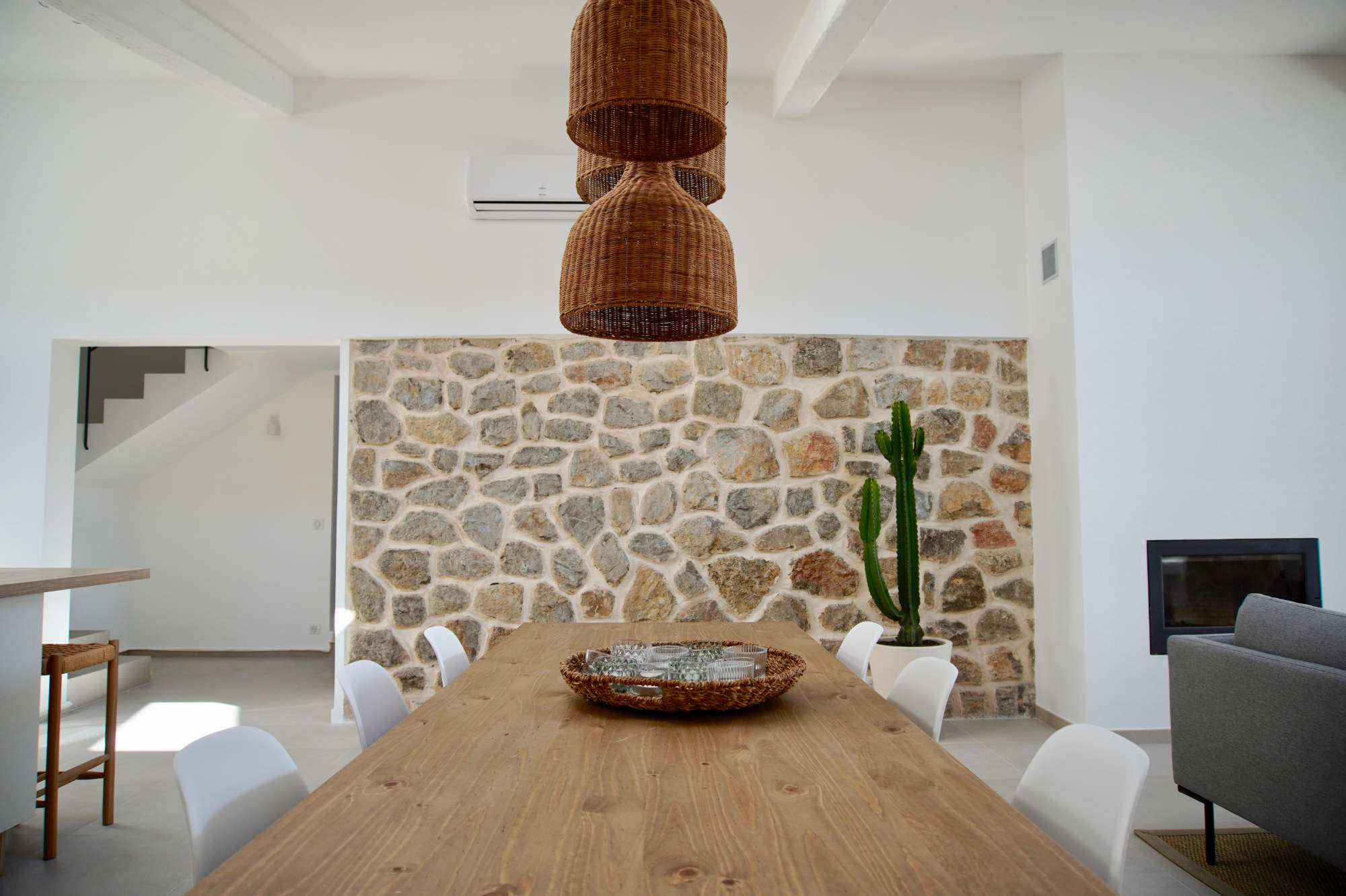 Villa d'Arte French Riviera Dining